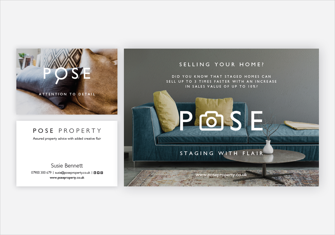 Zest Design & Marketing - Pose Property