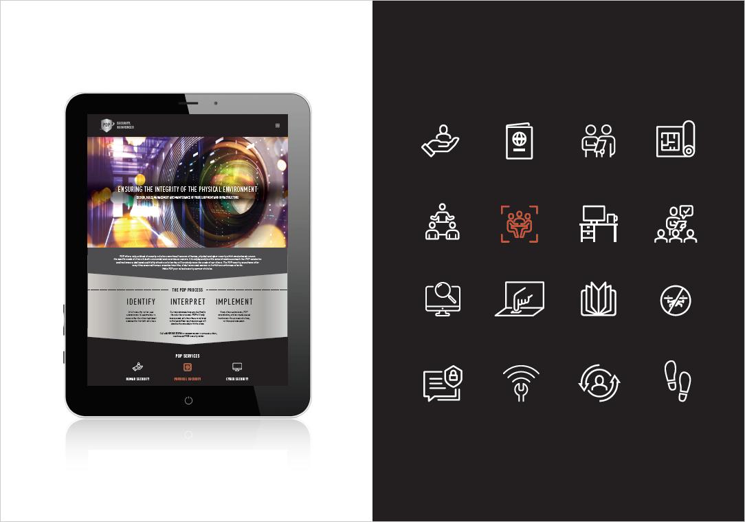Zest Design & Marketing - PDP Projects