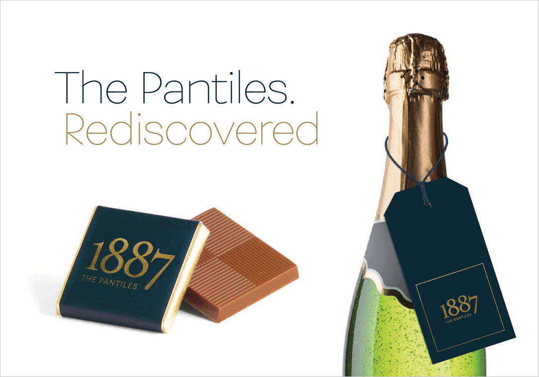Zest Design & Marketing - 1887 The Pantiles